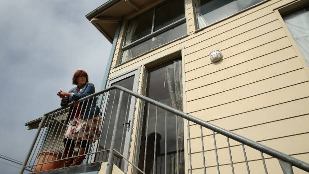 Jeannie Murtagh, whose faulty house cladding has caused $150,000 of repairs on her home. She's part of a $100 million ...