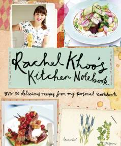 Rachel Khoo's Kitchen Notebook.