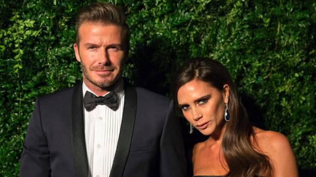 Victoria Beckham Responds To David Beckham Divorce Rumors