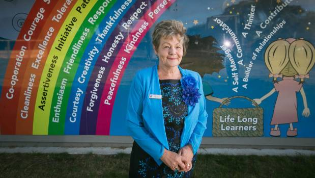 Frankton Primary School principal Judy Dixon knew she wanted to take up teaching from age 7 and is happy she did.