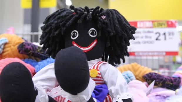 'ERROR': 'Happy Gollies' doll on sale at Pak'n Save in Hamilton.
