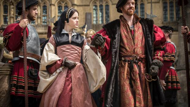 Lightbox's newest show is Wolf Hall, featuring Homeland's Damian Lewis as Henry VIII of England.