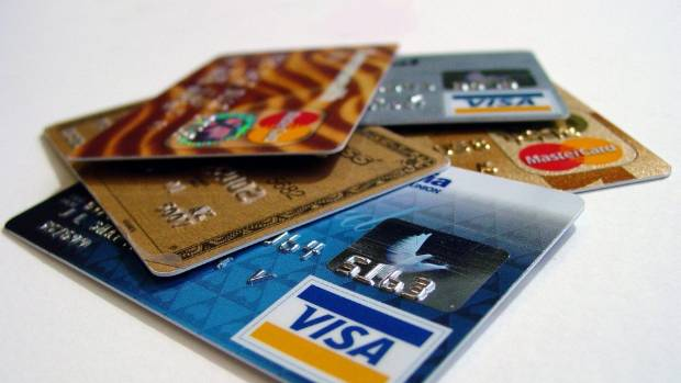 'RESPONSIBLE' MOVE: Only a third of US customers paid their credit card off in full, while in New Zealand that figure ...