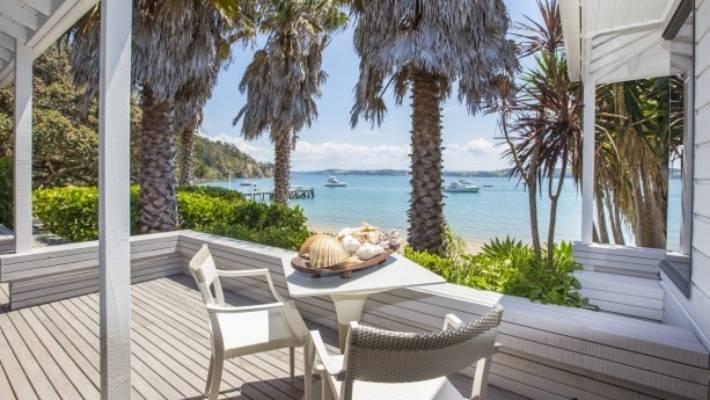 A Hidden Gem The Beach House Kawau Island New Zealand