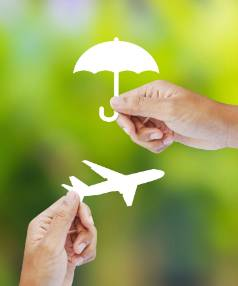 Travel insurance can protect Kiwis flying overseas.