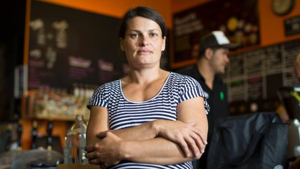 CONCERNS: Emma McCashin of McCashins Brewery says the recommendations would have a major effect on smaller players in ...
