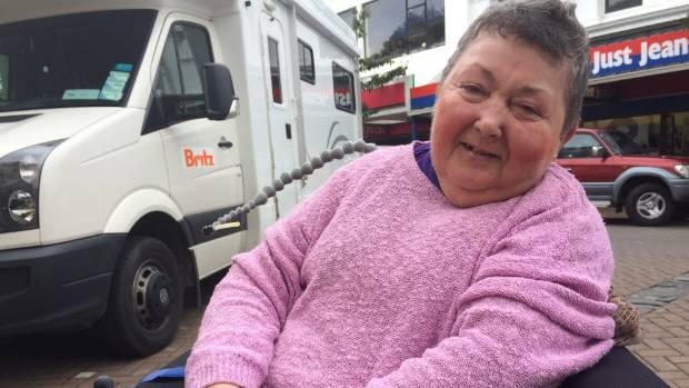 Former Royal District Nursing Service client Michele O'Sullivan is unhappy with the care she received from the organisation.