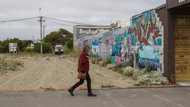 New Brighton Mall in eastern Christchurch is considered by some to be neglected by the Christchurch City Council and ...