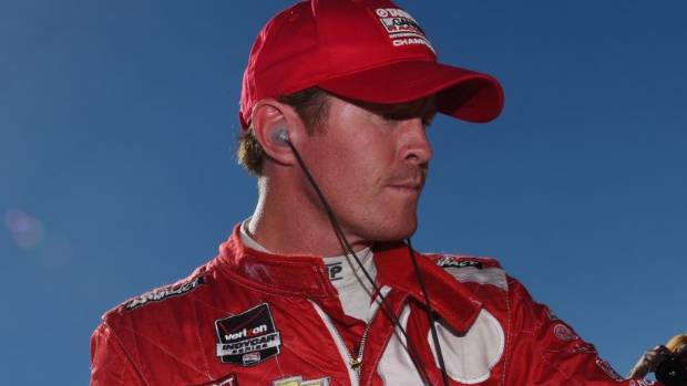 NOT HIS DAY: Kiwi IndyCar driver Scott Dixon finished 15th at the St Petersburg Grand Prix.