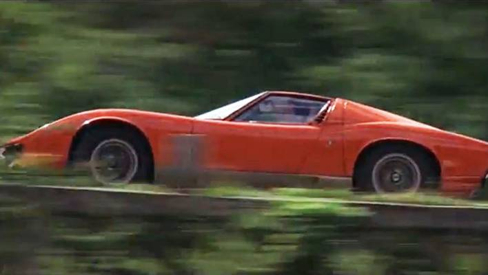 Italian Job Lamborghini Miura Comes Out Of Hiding Stuff Co Nz