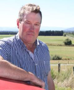 Southland farmer and Meat Industry Excellence executive member Peter McDonald.