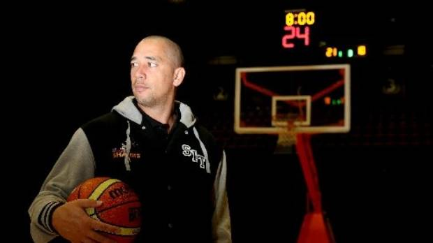 New Tall Blacks coach Paul Henare is about to start his final season with the Southland Sharks.