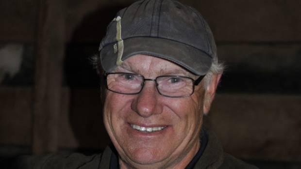 Trainer Bruce Negus