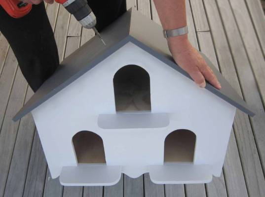 How To Build Your Own Dovecote This Weekend