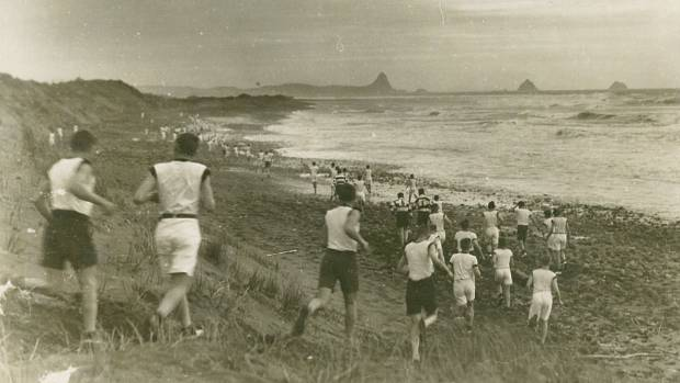 Former Taranaki Daily News editor Denis Garcia takes readers on a trip through the pages of the past.