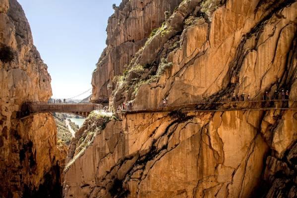 El Caminito Del Rey Malaga Spain Photos The Most
