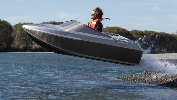 Mini jet-boats are 'built for fun' | Stuff.co.nz
