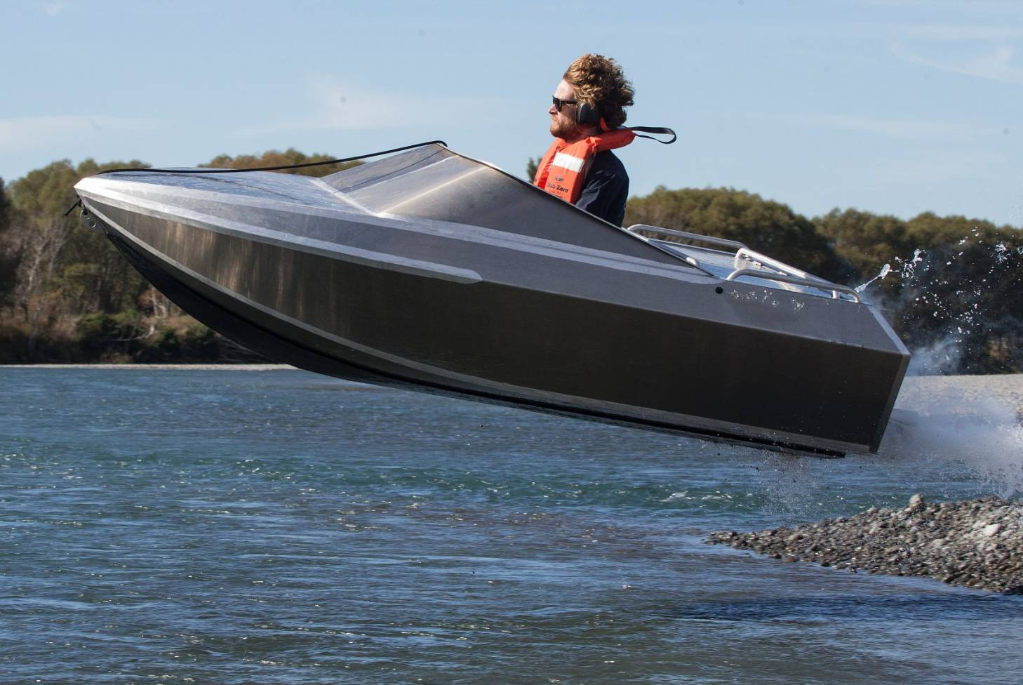 Mini jet-boats are 'built for fun' | Stuff co nz