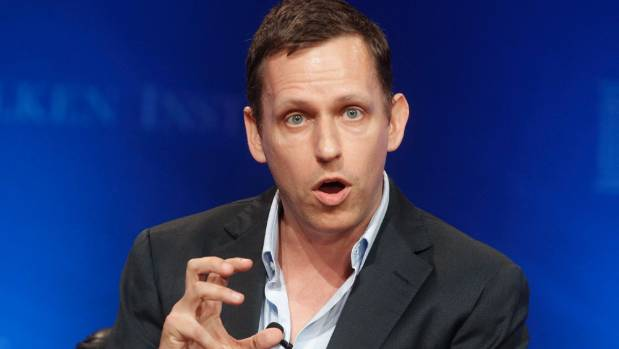 Billionaire Facebook backer Peter Thiel is now a New Zealand citizen - and opposition politicians want to know why.