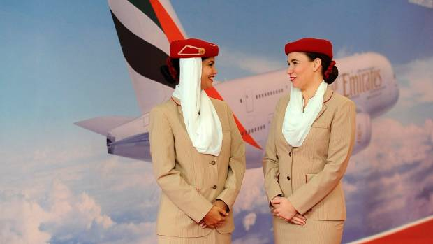 Emirates flight attendants: What it takes to be a flight attendant ...