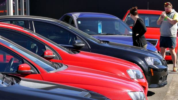 New Zealand had the second highest rate of car ownership in 2012.