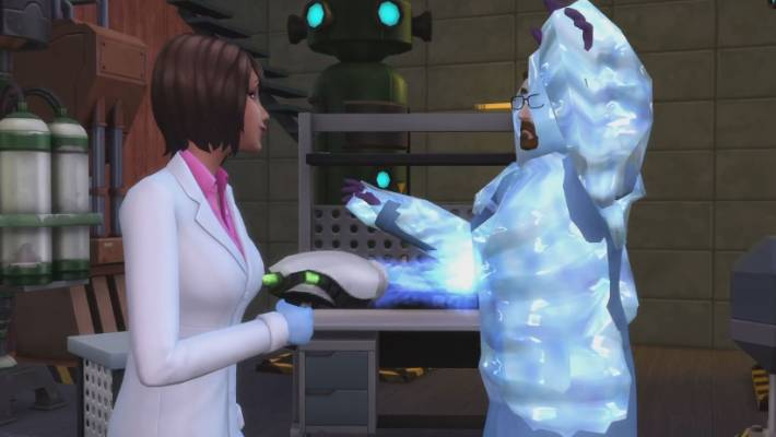 Review: The Sims 4: Back to Work is the business | Stuff co nz