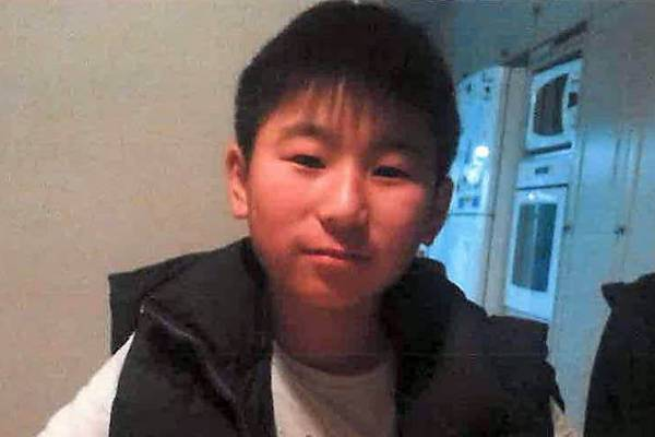 Mike Zhao-Beckenridge, 11, has been missing since March 13.