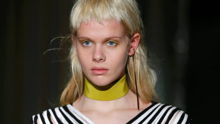 Oh no, Vogue magazine is bringing back the mullet