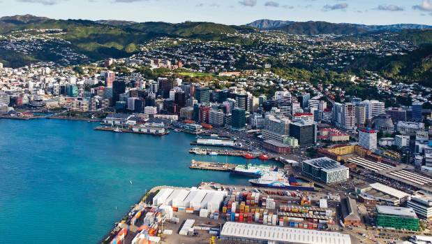 Good times are predicted for Wellington's commercial property rental market.