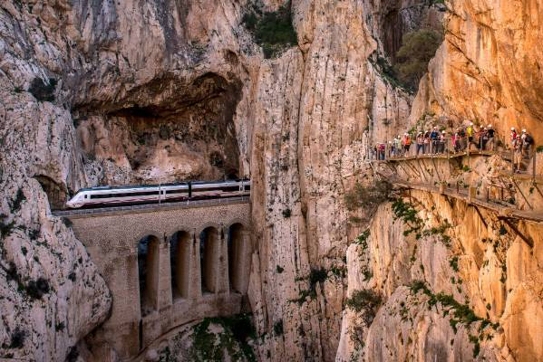 El Caminito Del Rey Malaga Spain Photos The Most
