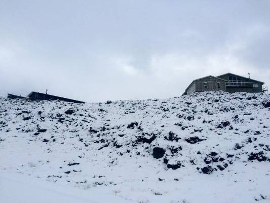 Mt Ruapehu's ski fields have been transformed with an early winter's blast.
