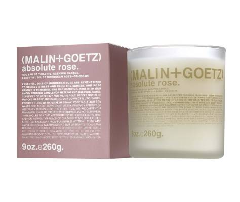 MALIN + GOETZ CANDLES, $82: Want to get her something that smells good but flummoxed by all the perfumes on offer? Plump ...