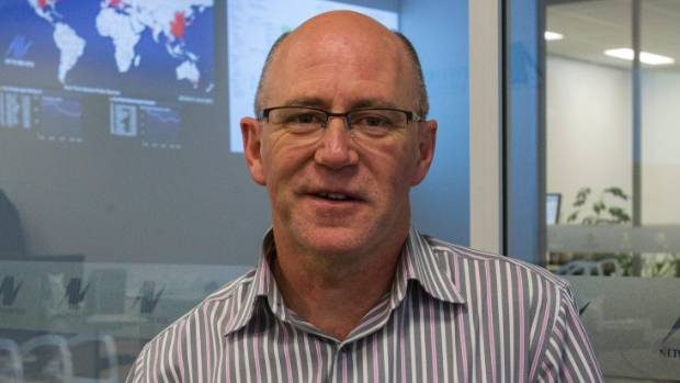 Cyber security firm Network Box has come to Christchurch, headed up by general manager Howard Nicholls