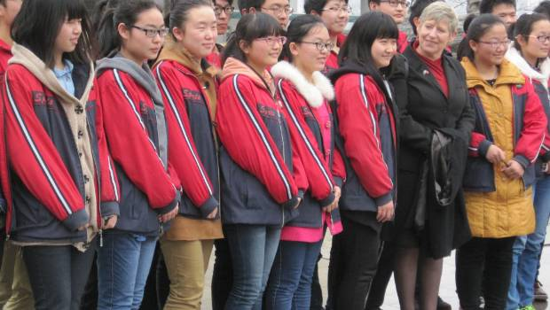 Adult Guide in Xinzhou