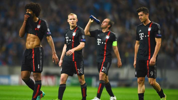 Porto stun Bayern Munich in Champions League quarterfinal