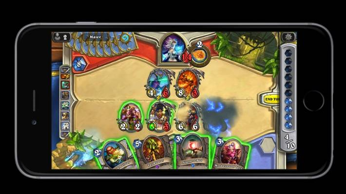 Hearthstone now available on phones | Stuff co nz