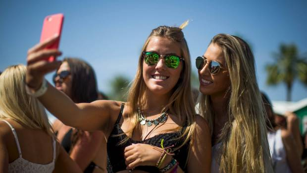 A recent online survey revealed young women spend about 48 minutes a day primping and taking the perfect selfie.