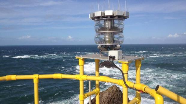 Omni-Mega beacon's designed for the famous old Casquets Lighthouse in the English Channel.