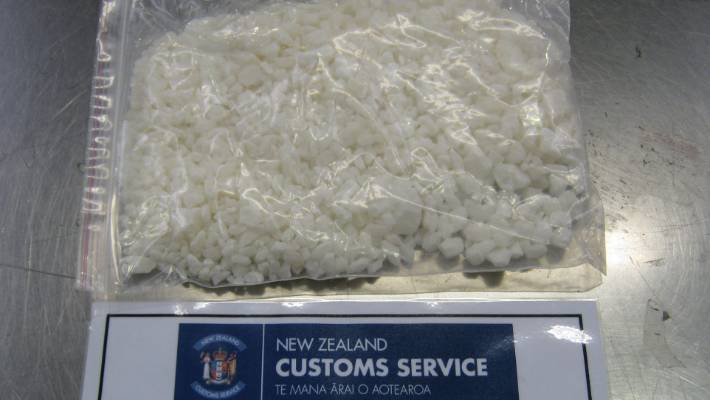 Bath salts' among drugs seized by Wellington police and customs