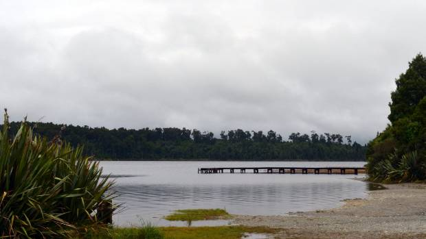 There's no Netflix at Lake Mahinapua.