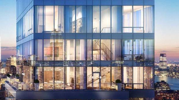 Rupert Murdoch Lists New York Penthouse For 92 Million