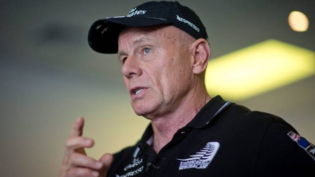 Team New Zealand boss Grant Dalton faces a big salvage mission with America's Cup bosses continuing to ignore Auckland's ...