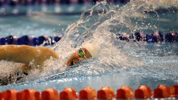 Lauren Boyle is at the head of a possible resurgence in New Zealand swimming.