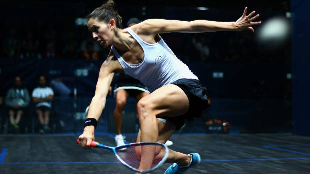 Top New Zealand squash player Joelle King is back from her Achilles injury and about to head to the British Open.
