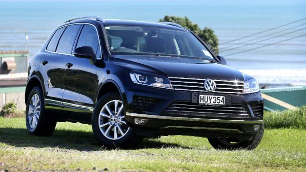 vw touareg continues to make haste slowly. Black Bedroom Furniture Sets. Home Design Ideas
