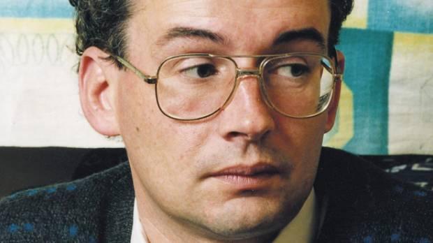 Peter Ellis in 1993.
