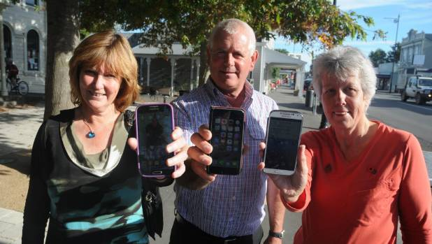 Wairarapa already works together, as show by mayors Adrienne Staples, John Booth and Lyn Patterson promoting a joint ...