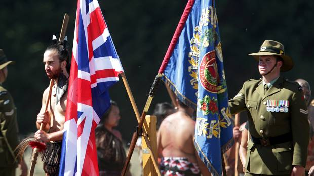 New Zealand's commemorations of battles on its own soil, such as the 150th anniversary of  Rewi's last stand pale ...