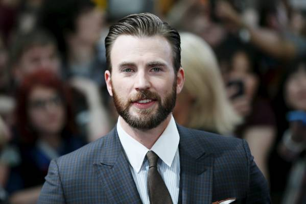 People loved Chris Evans' beard so much that it got its own Twitter account.
