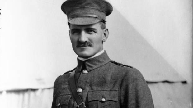 Lieutenant Colonel William Malone in 1914-15